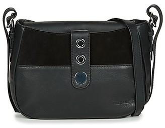 Nat & Nin MICHELLE women's Shoulder Bag in Black