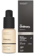 The Ordinary Serum Foundation with SPF 15 by Colours 30ml (Various Shades) - 1.0N