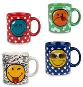 Konitz Assorted Smiley Mugs