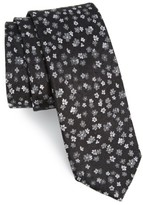 The Tie Bar Men's Freefall Floral Silk Tie