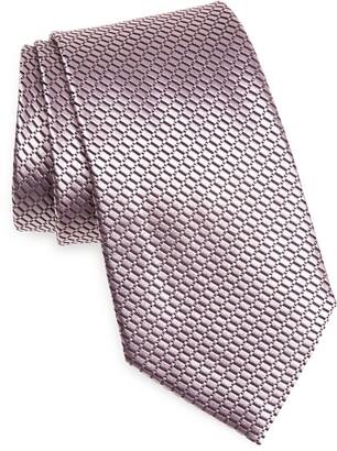 Ermenegildo Zegna Dash Silk Tie