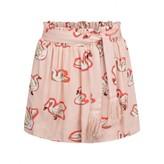 Stella McCartney KidsGirls Pink Swans Print Myrtle Skirt