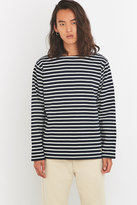 Armor Lux Fair Trade Navy Breton Stripe Shirt