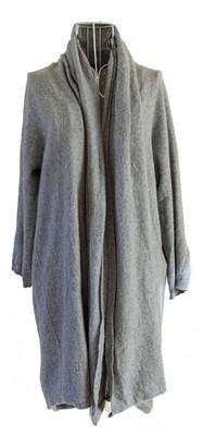 Eileen Fisher Grey Cashmere Knitwear