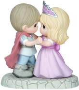 """Precious Moments 144011 Thinking of You Gifts, """"You're My Happily Ever After"""", Bisque Porcelain Figurine"""
