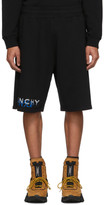Givenchy Black Boxing Amore Shorts