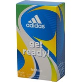 adidas Mens Get Ready 50ml Aftershave