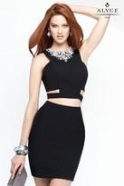 Alyce Paris - 4452 Dress In Black