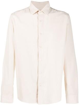 Altea Button Front Long Sleeve Shirt