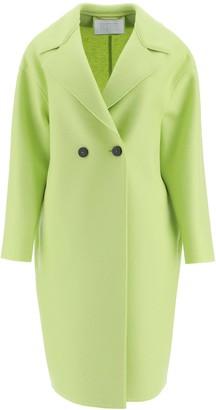 Harris Wharf London Double Wool Coat