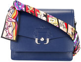 Paula Cademartori Twiggy shoulder bag - women - Calf Leather - One Size