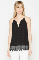 Joie Ember Lace Top