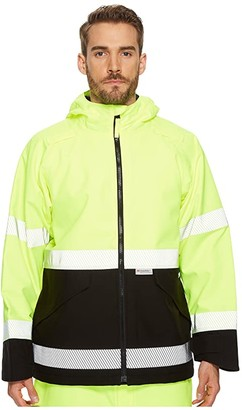 Timberland Work Sight High-Visibility Insulated Jacket (Yellow) Men's Coat