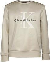 Calvin Klein Jeans Logo Detail Sweatshirt