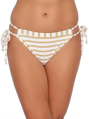 Miss Mandalay Beachcomber Side Tie Bikini Bottom