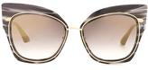 Dita Eyewear Stormy cat-eye sunglasses