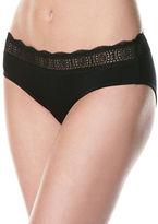 Rafaella Lace Waistband Bikini Panties