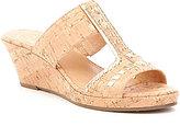 Jack Rogers Nora Cork Wedge Sandals