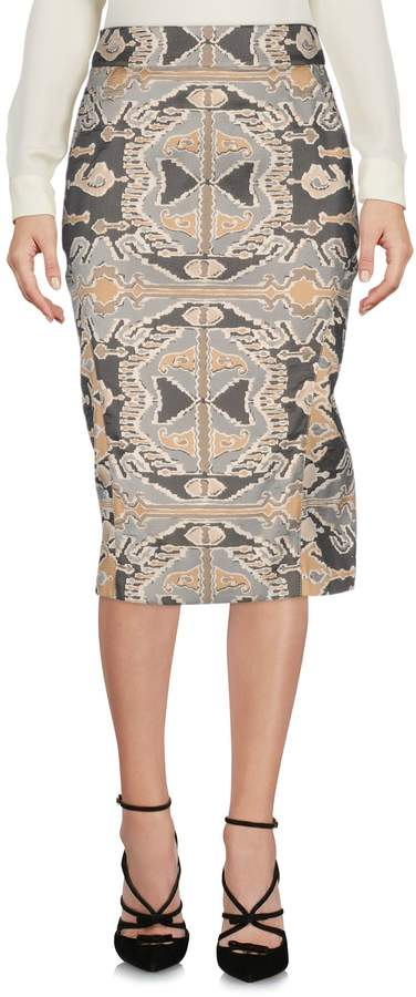 Philosophy di Alberta Ferretti 3/4 length skirts
