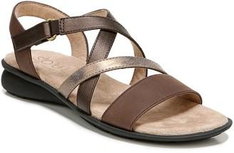 Naturalizer Soul Strappy Flat Sandals - Jem