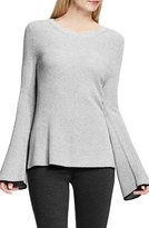 Vince Camuto Petite Women's Bell Sleeve Sweater
