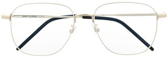 Saint Laurent Wire Frame Optical Glasses