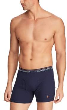 Polo Ralph Lauren Men's Classic-Fit 3pk. Boxer Briefs