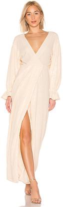 LPA Laria Wrap Dress