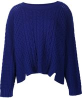 Zac Posen 'Eliza' jumper - women - Wool - S