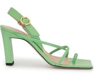 Wandler Elza toe strap heeled sandals