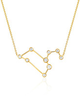 Logan Hollowell - New! Leo Diamond Constellation Necklace