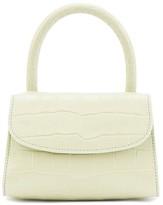 BY FAR Mini Sage Green bag