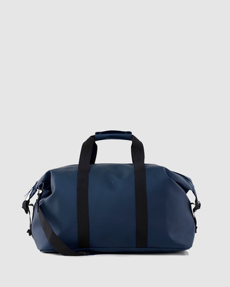 Rains Blue Duffle Bags - Weekend Bag - Size One Size at The Iconic