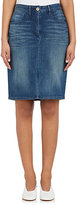 3x1 WOMEN'S CHERI DENIM PENCIL SKIRT