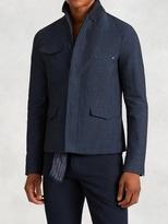 John Varvatos Cotton Linen Jacket