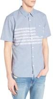 Vans Men's Wallace Stripe Chambray Shirt