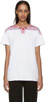 Marcelo Burlon County of Milan SSENSE Exclusive White Santa Rosa T-Shirt