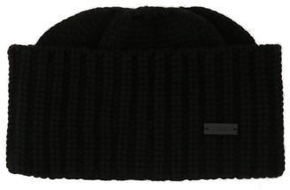 Saint Laurent Knitted Cuff Beanie