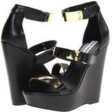 Steve Madden Whitneyy (Black) - Footwear
