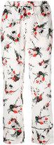 Marni floral printed pyjama trousers
