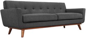 Modway Engage Upholstered Fabric Sofa