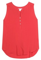 Velvet Eleanor buttoned blouse