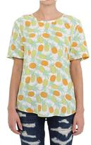 Equipment Riley Tee Pineapple