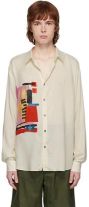 Davi Paris Off-White Davey Shirt