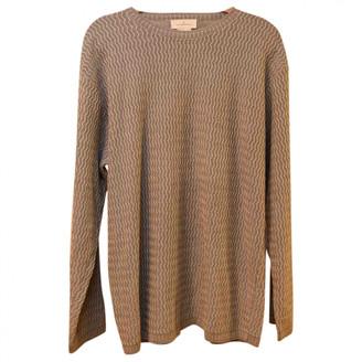 Ermenegildo Zegna Grey Cotton Knitwear & Sweatshirts