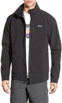 Patagonia Men's 'Sidesend' Regular Fit Water Repellent Jacket