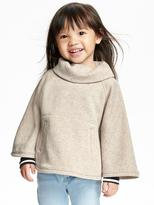 Old Navy Cowl-Neck Poncho for Toddler