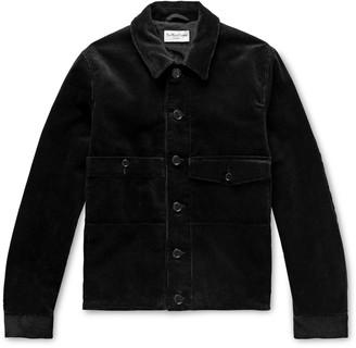 YMC Pinkley Cotton-Corduroy Shirt Jacket