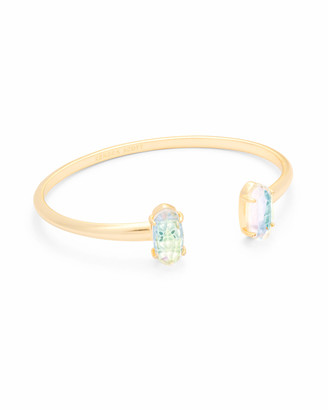 Kendra Scott Edie Cuff Bracelet in Gold