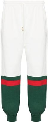 Gucci Colour Block Track Trousers